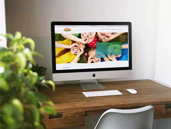 Professionelle Webseite - Website designen lassen